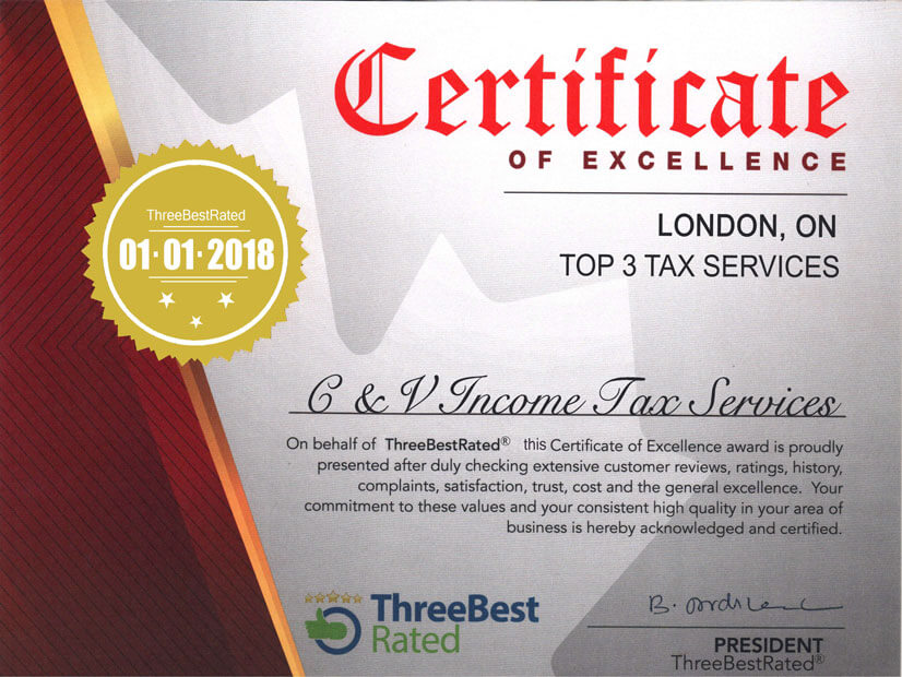Threebest Award
