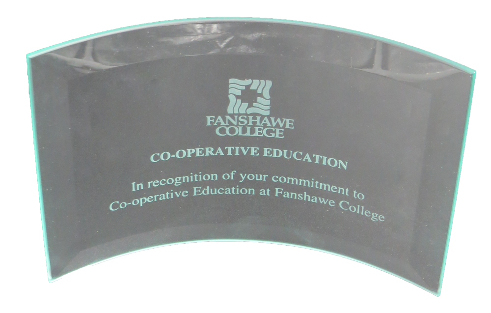 Fanshawe Co-Op Award